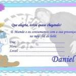 convite cha de bebe masculino 150x150 Convite de Chá de Bebê   Modelos