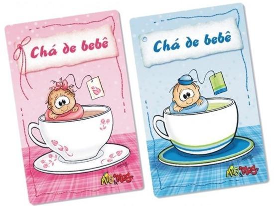 cha de bebe virtual Chá de Bebê Virtual   Como fazer