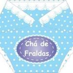 Chá de Fraldas Como Organizar